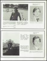 1981 Virginia Episcopal School Yearbook Page 160 & 161