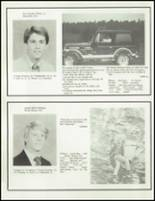 1981 Virginia Episcopal School Yearbook Page 162 & 163