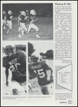 1988 West Mid-High School Yearbook Page 22 & 23
