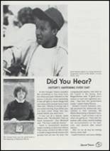 1988 West Mid-High School Yearbook Page 38 & 39