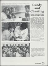 1988 West Mid-High School Yearbook Page 40 & 41