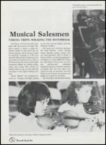 1988 West Mid-High School Yearbook Page 46 & 47