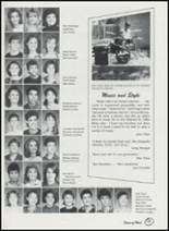 1988 West Mid-High School Yearbook Page 62 & 63