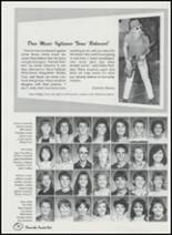 1988 West Mid-High School Yearbook Page 70 & 71
