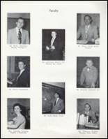 1957 Wahoo High School Yearbook Page 12 & 13