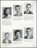 1957 Wahoo High School Yearbook Page 16 & 17