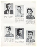 1957 Wahoo High School Yearbook Page 18 & 19