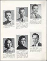 1957 Wahoo High School Yearbook Page 24 & 25