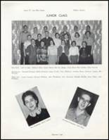 1957 Wahoo High School Yearbook Page 28 & 29