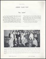 1957 Wahoo High School Yearbook Page 30 & 31