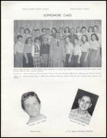 1957 Wahoo High School Yearbook Page 32 & 33