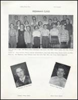 1957 Wahoo High School Yearbook Page 36 & 37