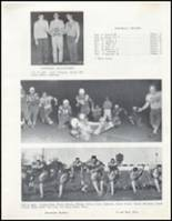 1957 Wahoo High School Yearbook Page 40 & 41