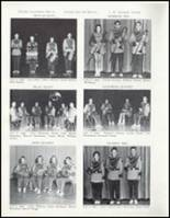 1957 Wahoo High School Yearbook Page 50 & 51