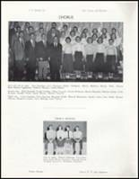 1957 Wahoo High School Yearbook Page 52 & 53