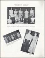 1957 Wahoo High School Yearbook Page 56 & 57
