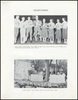 1957 Wahoo High School Yearbook Page 60 & 61