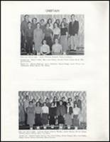 1957 Wahoo High School Yearbook Page 62 & 63
