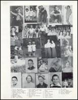 1957 Wahoo High School Yearbook Page 66 & 67