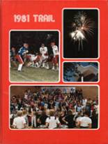 1981 Yearbook Coronado High School