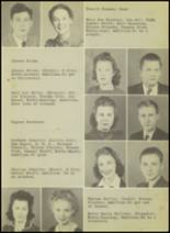 1941 Thomas A. Edison High School Yearbook Page 14 & 15