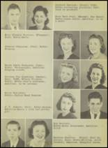 1941 Thomas A. Edison High School Yearbook Page 18 & 19