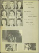 1941 Thomas A. Edison High School Yearbook Page 28 & 29