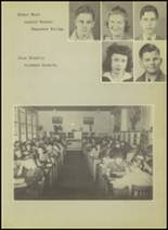 1941 Thomas A. Edison High School Yearbook Page 32 & 33