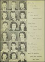 1941 Thomas A. Edison High School Yearbook Page 40 & 41