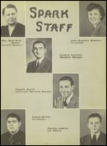 1941 Thomas A. Edison High School Yearbook Page 42 & 43