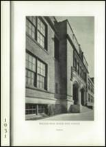 1931 William Penn High School Yearbook Page 22 & 23