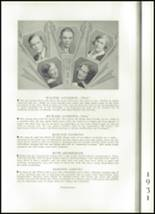 1931 William Penn High School Yearbook Page 28 & 29