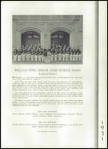 1931 William Penn High School Yearbook Page 142 & 143