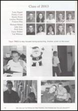 2002 Felt High School Yearbook Page 20 & 21