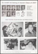 2002 Felt High School Yearbook Page 24 & 25