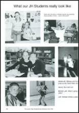 2002 Felt High School Yearbook Page 26 & 27