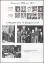 2002 Felt High School Yearbook Page 34 & 35