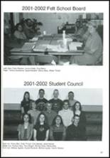2002 Felt High School Yearbook Page 42 & 43