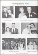 2002 Felt High School Yearbook Page 62 & 63