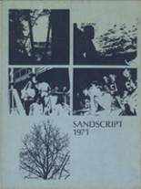 1971 Yearbook Aptos High School