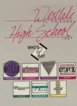 1991 Yearbook Westlake High School