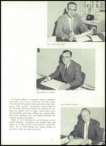 1961 York Suburban High School Yearbook Page 12 & 13