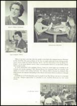 1961 York Suburban High School Yearbook Page 14 & 15