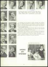 1961 York Suburban High School Yearbook Page 18 & 19