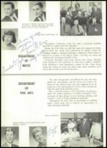 1961 York Suburban High School Yearbook Page 22 & 23