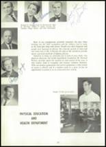 1961 York Suburban High School Yearbook Page 24 & 25