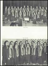 1961 York Suburban High School Yearbook Page 40 & 41