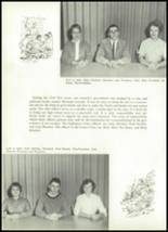 1961 York Suburban High School Yearbook Page 44 & 45