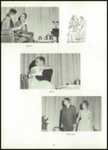 1961 York Suburban High School Yearbook Page 48 & 49