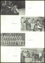 1961 York Suburban High School Yearbook Page 52 & 53